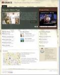 Templatic Grace Premium Church WordPress Theme For Church or Ministry