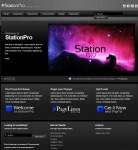 Station Pro – Dark Color Premium CMS WordPress Theme