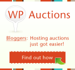WP Auctions Plugin – Set Up Your Own Auctions On Blog