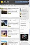 WOOThemes Headlines Premium Magazine WordPress Theme