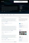 Andromeda Personal WordPress Theme By ThemeGalaxy