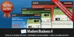 Modern Business 4 – HTML Newsletter Email Template