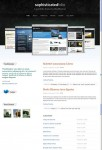 Sophisticated Folio WordPress Theme From WooThemes