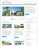 ThemeShift DeCasa Premium Real Estate WordPress Theme