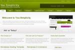 YouSimplicity – All Purpose WordPress theme By YouJoomla