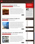 Elegant Themes Basic WordPress Traditional Blog Theme