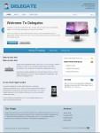 WooThemes Delegate Premium WordPress Theme