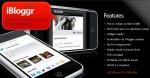SOFA iBloggr (iPhone) WordPress theme