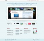 Aquila Portfolio WordPress Theme By ThemeGalaxy