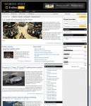 Endless News Premium Drupal theme by Worthapost