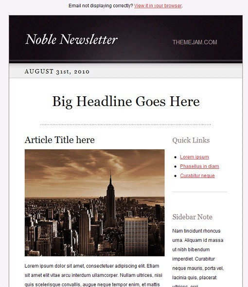 Noble Email
