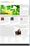 Organic Themes NonProfit WordPress Theme