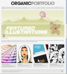 Organic Themes Portfolio Premium WordPress Theme