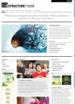 Structure Theme Free Premium WordPress Themes By Organic Themes