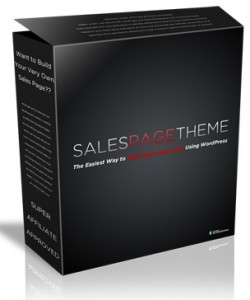 WordPress Sales Page Theme