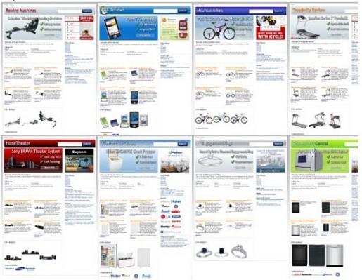 Amazon Sites tempate