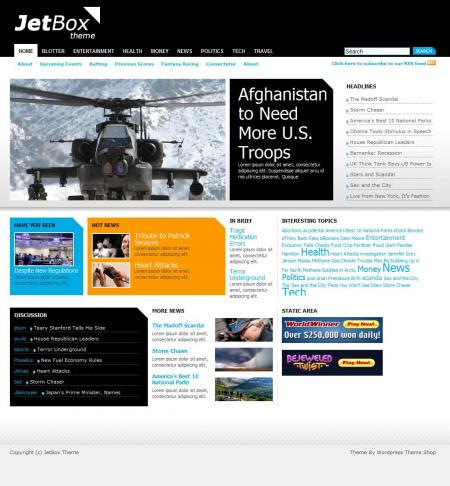 JetBox Theme