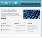 VooshThemes Norio WordPress Theme