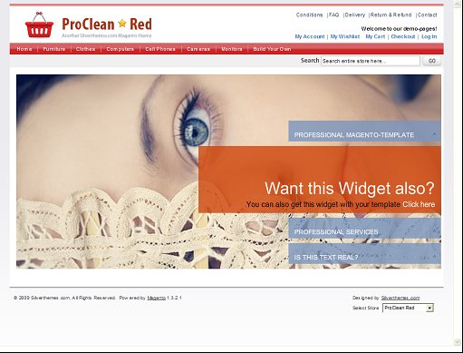 ProClean Red
