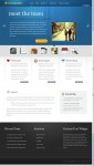 The Corporation WordPress Theme By Elegant Themes