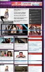 Ultimate Showbiz WordPress Theme By TechThem Themes