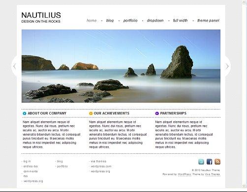 Viva Nautilius theme