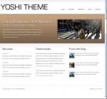VooshThemes Yoshi WordPress Theme