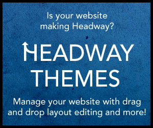 headway themes coupon code, headway theme discount code