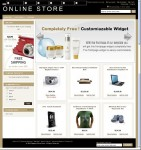MageSupport Black Header Magento Theme