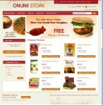 Mage Support Food Store Magento Theme