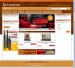 MageStore Furniture Premium Magento Theme
