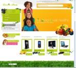 Magentist Green Shop Magento Theme