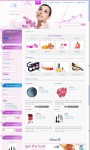 JM Cosmetics Store Joomla Template