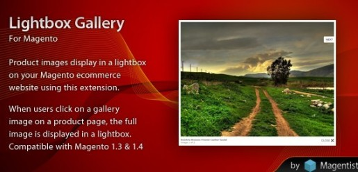 Lightbox Gallery extension