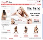 Lingerie Store Magento Theme By MageSupport