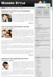 Modern Style Free Premium WordPress Theme