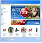 Magentist Pet Store Magento Theme