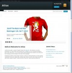 Atlas Stylish Magento theme