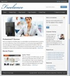 StudioPress Freelance Child WordPress Theme With Genesis