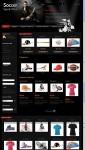 JM Sportswear Store Joomla Store/Shop Theme