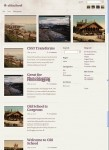UPThemes Old School WordPress Theme
