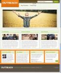 StudioPress Outreach Child WordPress Theme For Genesis