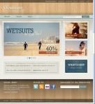 Woodrow Customizable Magento Theme