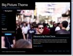 ThemeForest Big Picture WordPress Theme
