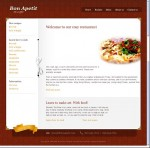 ThemeFuse Bon Apetit WordPress Restaurant, Coffee Shop Theme