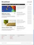 Broadsheet Premium WordPress Theme