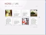 Elegant Themes Daily Notes WordPress Tumblr Style Theme