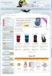 JM Baby Store VirtueMart Shop Joomla Template