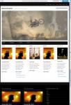Graph Paper Press On Assignment WordPress Portfolio Showcase Theme