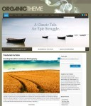 Organic Theme Earth, Ocean Organic Themes Official WordPress Theme